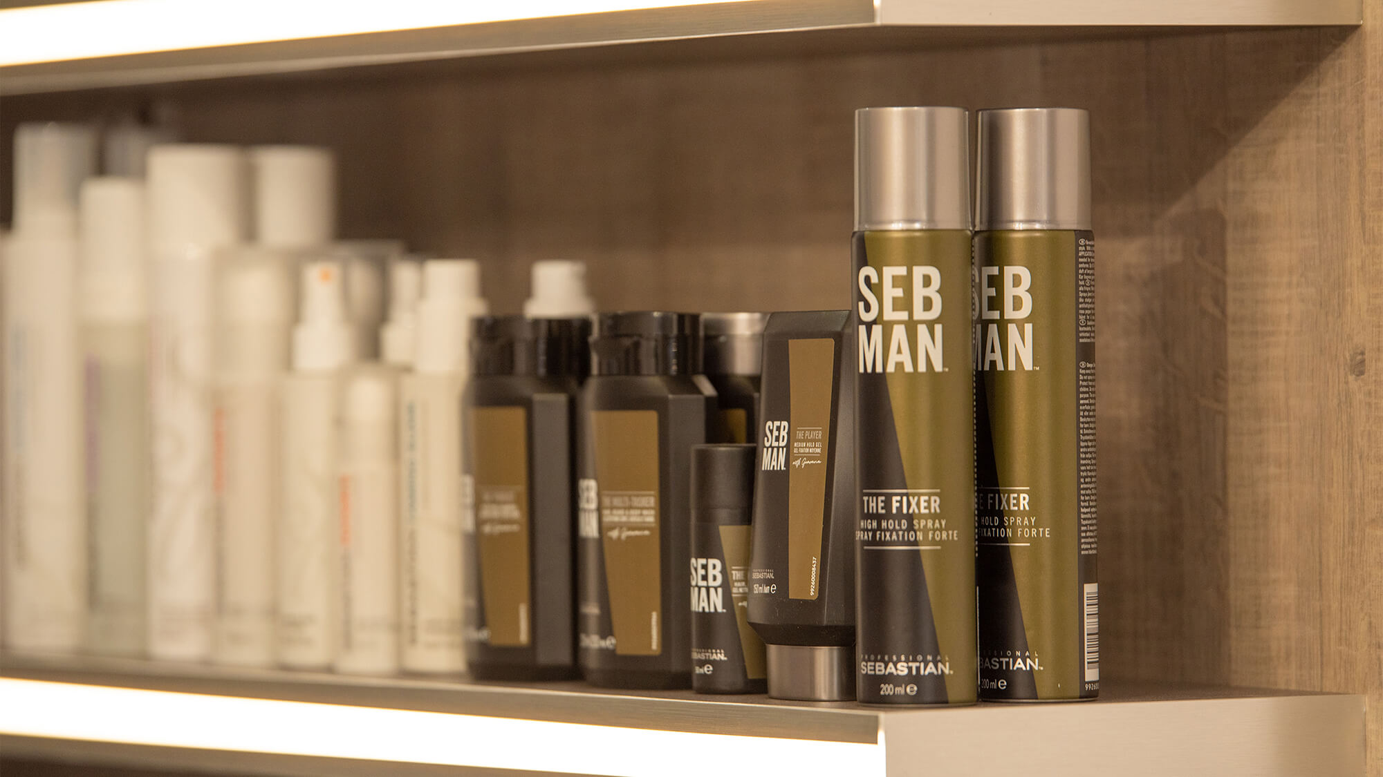 Seb man products